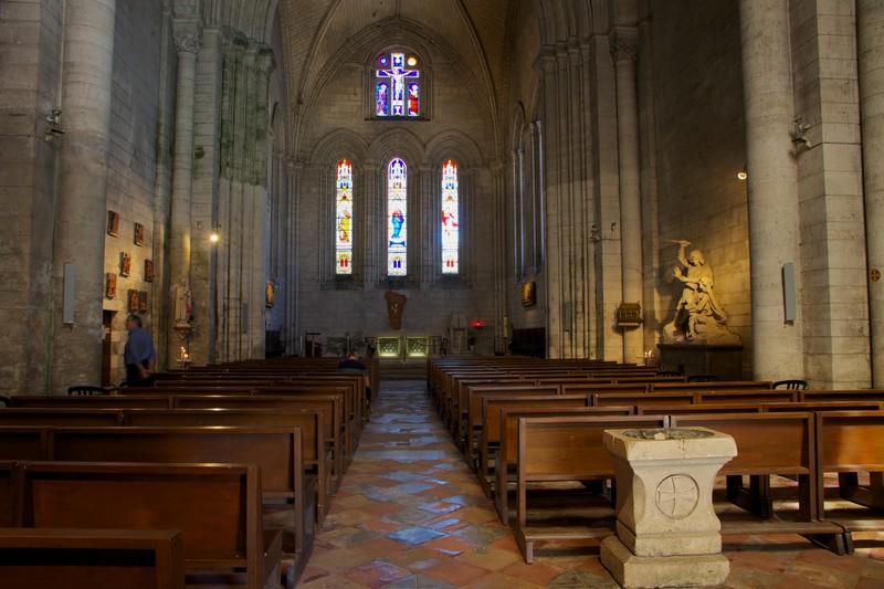 Abbatiale Saint-Pierre de Brantôme