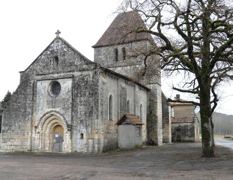 Eglise Saint-Martin de Champeaux