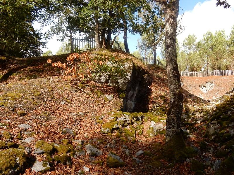 Site et sentier d'interprétation des meulières