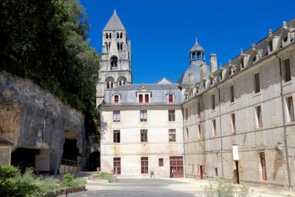 Les Journées Européennes du Patrimoine à l'Abbaye de Brantôme