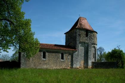 Eglise Saint-Fiacre de La Chapelle-Pommier