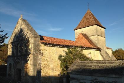 Eglise Saint-Côme et Saint-Damien de Boulouneix