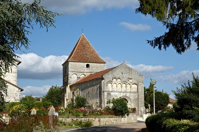 Eglise des Graulges
