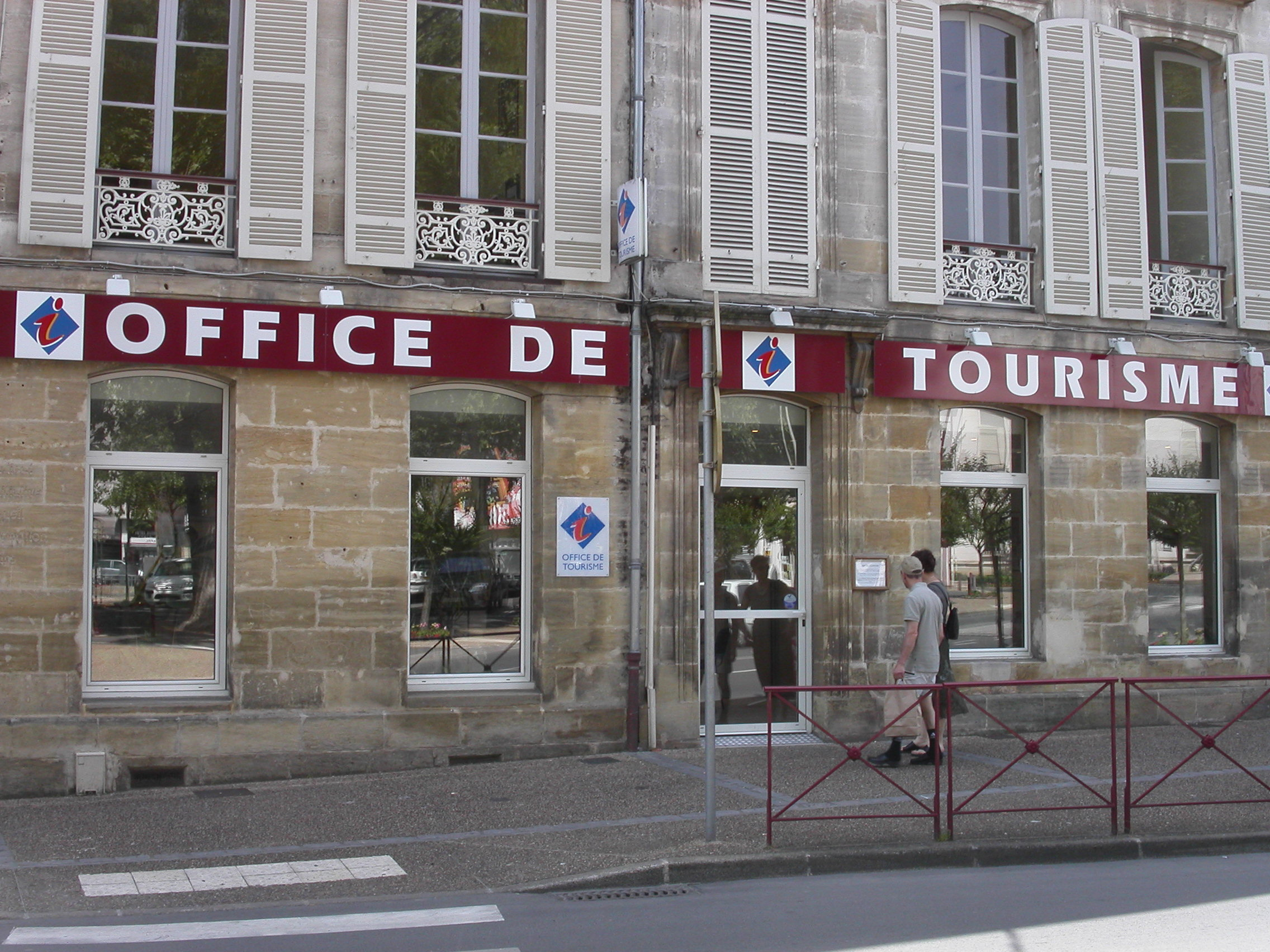 office de tourisme bergerac