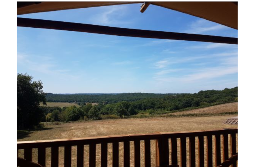 Joins ! Glamping Aquitaine