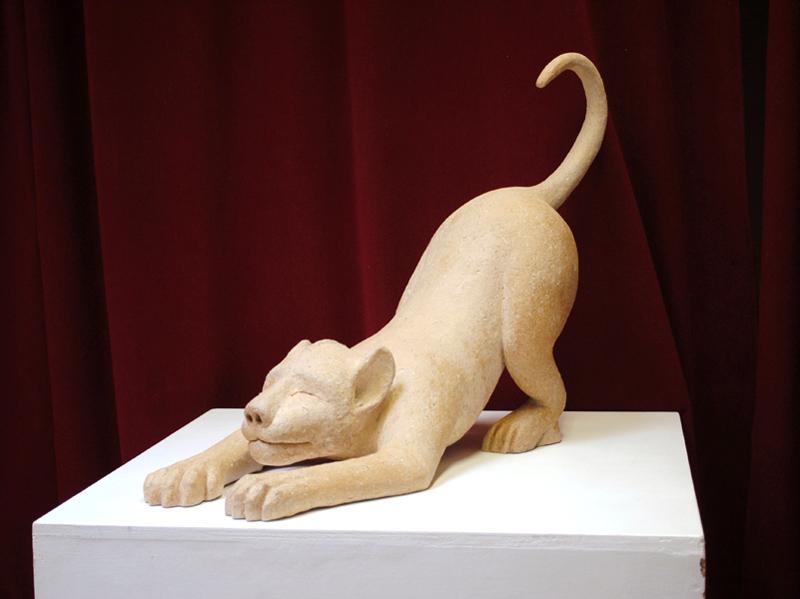 Jean-Pierre TAUZIA, sculpteur