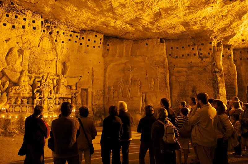 Grottes de l'abbaye de Brantôme et Musée Fernand Desmoulin