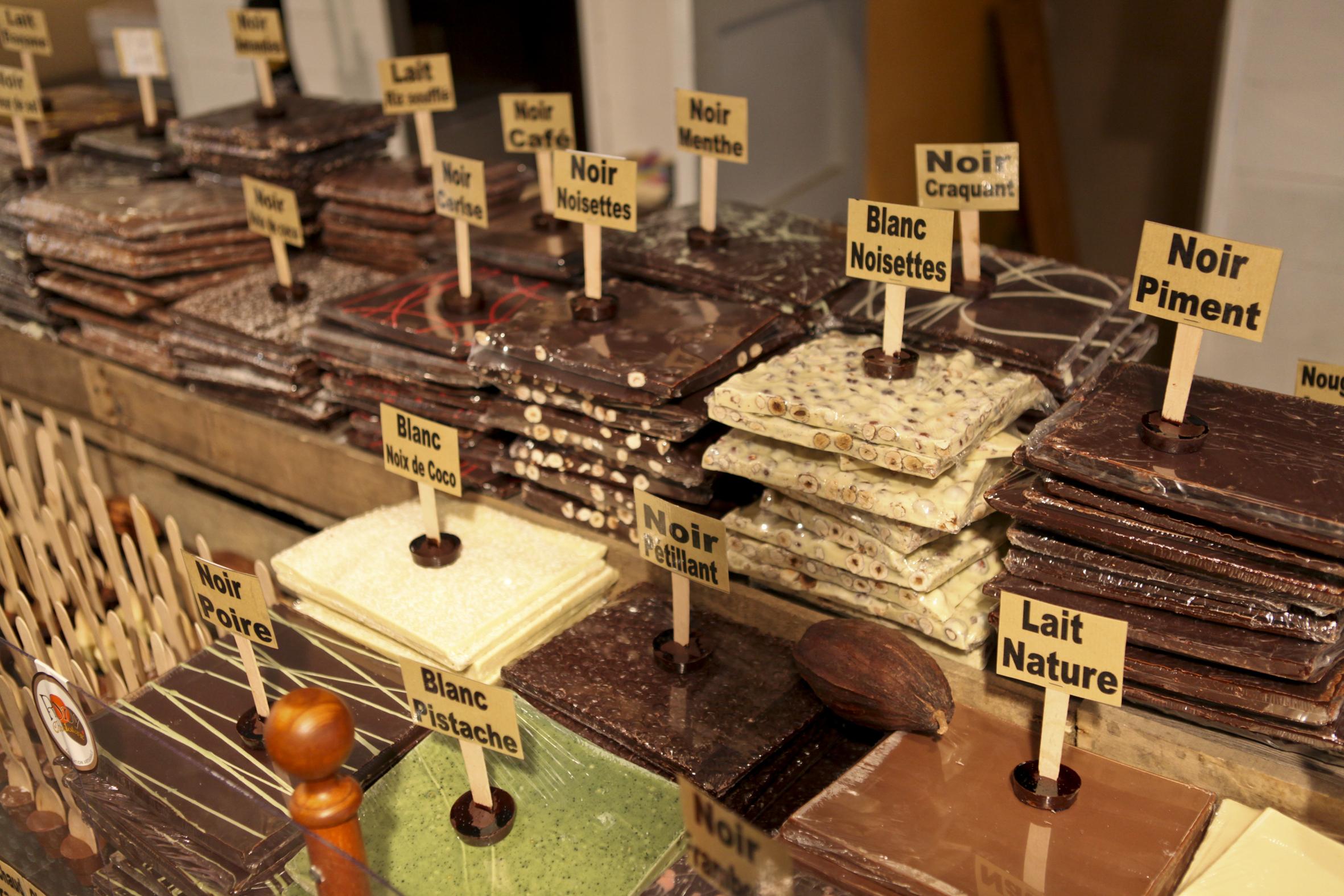 Rody Chocolaterie - Musée du chocolat